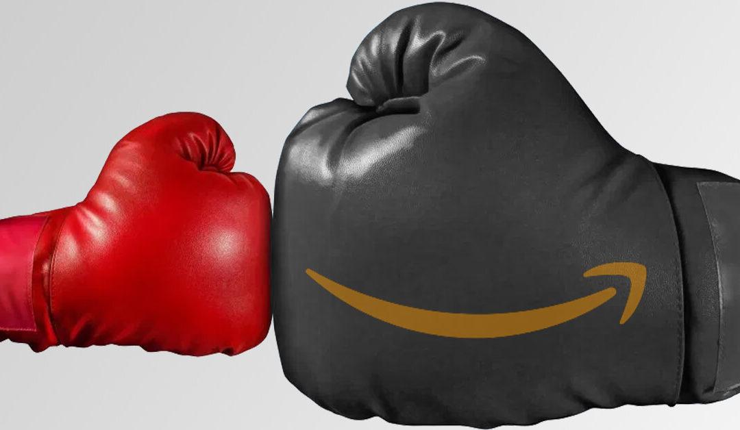 Competere con Amazon: 5 consigli per le piccole attività commerciali